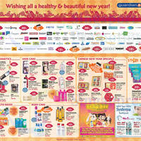 Read more about Guardian Health, Beauty & Personal Care Offers 2 - 8 Jan 2014