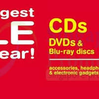 Read more about HMV Biggest SALE Promo @ Marina Square 3 Jan 2014