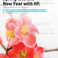 Read more about HP Notebooks, Desktop PCs & Accessories Promotion Offers 13 Jan - 26 Feb 2014
