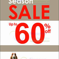 Read more about Hush Puppies End of Season SALE 31 Jan 2014