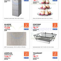 Read more about IKEA Limited Time Deals 16 Jan - 2 Feb 2014