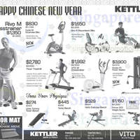 Read more about Kettler Exercise Machines & Gym Equipment Offers 10 Jan 2014
