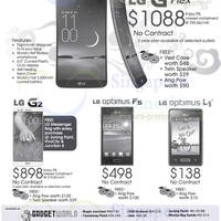 Read more about LG Smartphones No Contract Offers Price List 11 Jan 2014