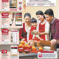 Read more about Singtel Smartphones, Tablets, Home / Mobile Broadband & Mio TV Offers 25 - 31 Jan 2014