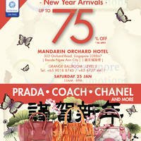 Read more about LovethatBag Branded Handbags Sale Up To 75% Off @ Mandarin Orchard 25 Jan 2014