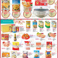 Read more about NTUC Fairprice Abalones & Other CNY 3 Day Offers 27 - 30 Jan 2014