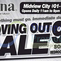 Read more about Novena Up To 90% OFF Moving Out SALE @ Midview City 4 Jan 2014