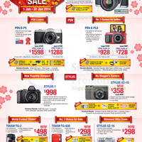 Read more about Olympus Digital Cameras Offers 2 - 31 Jan 2014