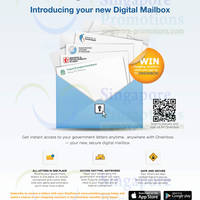 Read more about Singapore Govt NEW OneInBox Digital Mailbox 22 Jan 2014