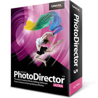 Read more about CyberLink NEW PhotoDirector 5 Deluxe Software 17 Jan 2014