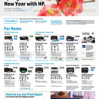 Read more about HP Printers & Scanners Promotion Offers 13 Jan - 26 Feb 2014