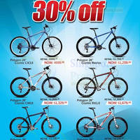 Read more about Rodalink 30% OFF Selected Bicycles @ Jurong Kechil 20 Jan 2014