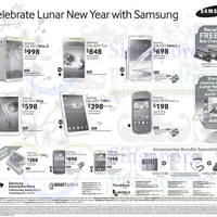 Read more about Samsung Smartphones No Contract Price List Offers 25 Jan 2014