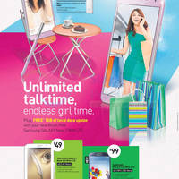 Read more about Starhub Smartphones, Tablets, Cable TV & Mobile/Home Broadband Offers 4 - 10 Jan 2014