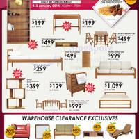 Read more about Scanteak Up To 70% OFF Warehouse SALE @ Sungei Kadut 4 - 12 Jan 2014