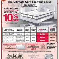 Read more about Takashimaya The Sale Mattresses Offers 10 - 19 Jan 2014