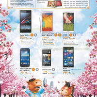 Read more about M1 Smartphones, Tablets & Home/Mobile Broadband Offers 11 - 17 Jan 2014