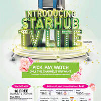 Read more about Starhub Smartphones, Tablets, Cable TV & Mobile/Home Broadband Offers 25 - 31 Jan 2014