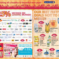 Read more about Guardian Health, Beauty & Personal Care Offers 16 - 22 Jan 2014