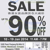 Read more about Veeko, Wanko Warehouse SALE Up To 90% Off 10 - 19 Jan 2014