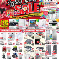 Read more about Harvey Norman Digital Cameras, Furniture, Notebooks & Appliances Offers 8 - 14 Jan 2014