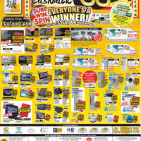 Read more about Gain City Electronics, TVs, Washers, Digital Cameras & Other Offers 18 Jan 2013