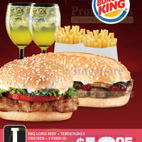 Read more about Burger King NEW Dine-In Discount Coupons 24 Feb - 9 Mar 2014