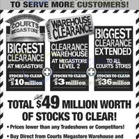 Read more about Courts Biggest Clearance Offers @ All Outlets 22 - 23 Feb 2014