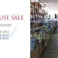 Read more about AOS Warehouse SALE (Weekends) 22 Feb - 9 Mar 2014