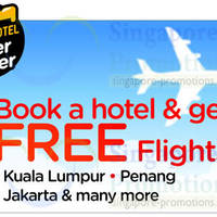 Read more about Air Asia Go FREE Flights With Hotel Booking Promo 10 - 16 Feb 2014