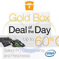 Read more about Amazon Up to 60% OFF PC Components and Peripherals Promo 3 - 4 Feb 2014