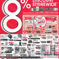 Read more about Best Denki TVs, Notebooks, Appliances & Other Electronics Offers 7 - 10 Feb 2014