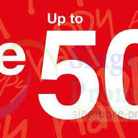 Read more about Bossini SALE Up To 50% OFF 12 - 28 Feb 2014