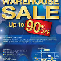 Read more about Ebene, Bio-Essence & Ginvera Warehouse SALE Up To 90% OFF 28 Feb - 2 Mar 2014