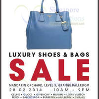 Read more about Brandsfever Handbags & Footwear Sale @ Mandarin Orchard 28 Feb 2014