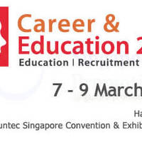 Read more about Career & Education 2014 @ Suntec 7 - 9 Mar 2014