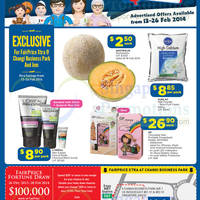 Read more about NTUC Fairprice Electronics, Appliances & Groceries Offers 13 - 26 Feb 2014