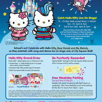 Read more about Hello Kitty Celebration @ City Square Mall 14 Mar - 13 Apr 2014