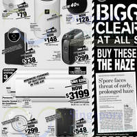 Read more about Courts Haze Fighting Products Offers 19 - 21 Feb 2014