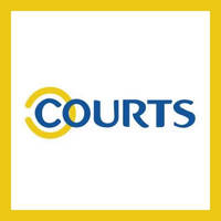 Courts $33 OFF Discount Coupon Promotion Code 1 - 3 Oct 2014