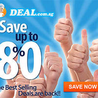 Deal.com.sg 10% OFF (NO Min Spend) 1-Day Discount Coupon Code 31 Oct 2014