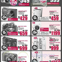 Read more about Harvey Norman Digital Cameras, Notebooks & Other Electronics Offers 8 - 14 Feb 2014
