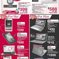 Read more about Harvey Norman Valentine's Day Electronics Offers 14 - 20 Feb 2014