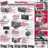 Read more about Harvey Norman Digital Camera Offers 15 - 21 Feb 2014