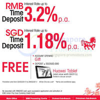 Read more about ICBC Time Deposit Up To 3.2% p.a. & Free Gift Promo 3 - 28 Feb 2014