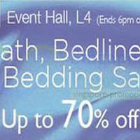 Read more about Isetan Bath, Bedlinen & Bedding SALE @ Isetan Scotts 21 - 27 Feb 2014