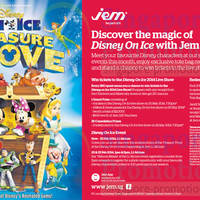 Read more about Jem Discover the Magic of Disney On Ice 18 Feb - 2 Mar 2014