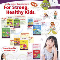 Read more about NTUC Unity Health Offers & Promotions 21 Feb - 27 Mar 2014