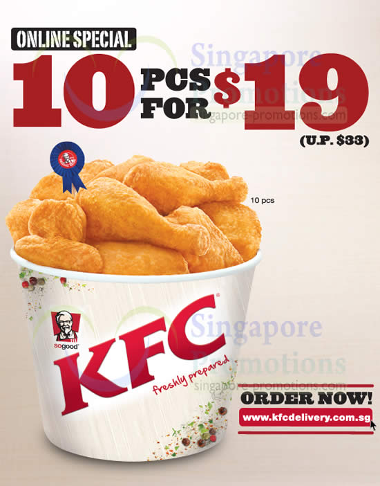 KFC Delivery 10 Feb 2014