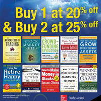Read more about MPH Bookstores 20% OFF McGraw Hill Business Books Promotion 1 - 28 Feb 2014